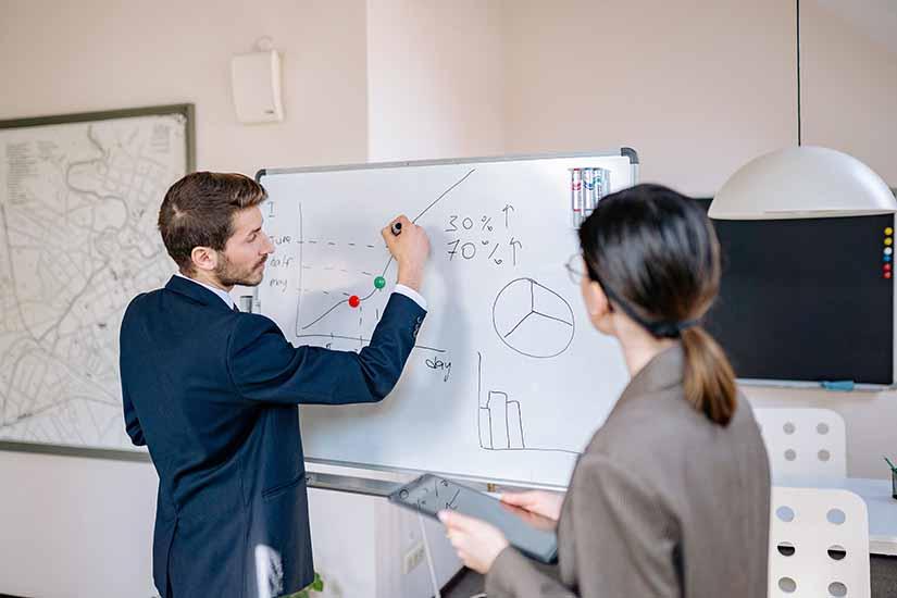 Para conseguir el éxito, es importante que establezcas unos objetivos. Aquí te contamos cómo lograrlo con los recursos humanos de tu empresa